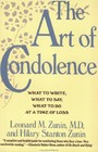Art of Condolence - What to Write, What to Say, What to Do at a Time of Loss