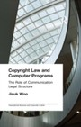 Copyright Law and Computer Programs - The Role of Communication in Legal Structure