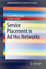 Service Placement in Ad Hoc Networks