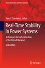 Real-Time Stability in Power Systems - Techniques for Early Detection of the Risk of Blackout