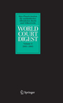 World Court Digest 2001 - 2005