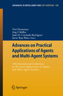 Advances on Practical Applications of Agents and Multi-Agent Systems - 10th International Conference on Practical Applications of Agents and Multi-Agent Systems