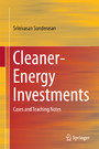 Cleaner-Energy Investments - Cases and Teaching Notes