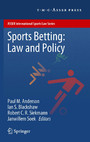 Sports Betting: Law and Policy