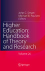 Higher Education: Handbook of Theory and Research - Volume 26