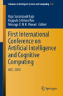 First International Conference on Artificial Intelligence and Cognitive Computing - AICC 2018
