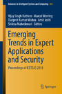 Emerging Trends in Expert Applications and Security - Proceedings of ICETEAS 2018