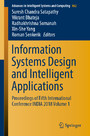 Information Systems Design and Intelligent Applications - Proceedings of Fifth International Conference INDIA 2018 Volume 1
