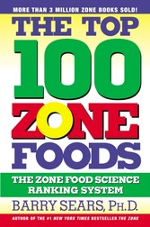 Top 100 Zone Foods - The Zone Food Science Ranking System