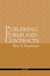 Publishing Forms and Contracts