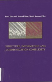 Structure, Information and Communication Complexity, IIS 1