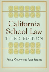California School Law - Third Edition