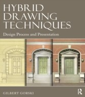 Hybrid Drawing Techniques - Design Process and Presentation