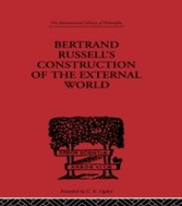 Bertrand Russell's Construction of the External World