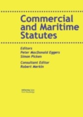commercial and maritime statutes