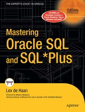 Mastering Oracle SQL and SQL*Plus
