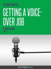 Best Book On Getting A Voice-Over Job