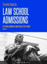Best Book On Law School Admissions