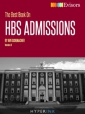 Best Book On HBS Admissions