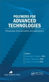 Polymers for Advanced Technologies - Processing, Characterization and Applications