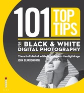101 Top Tips for Black & White Digital Photography - The Art of Black & White Brought into the Digital Age