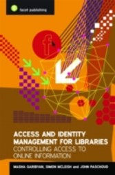 Access and Identity Management for Libraries - Controlling access to online information