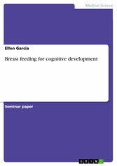 Breast feeding for cognitive development