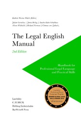 The Legal English Manual - Handbook for Professional Legal Language and Practical Skills