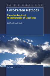 First-Person Methods - Toward an Empirical Phenomenology of Experience